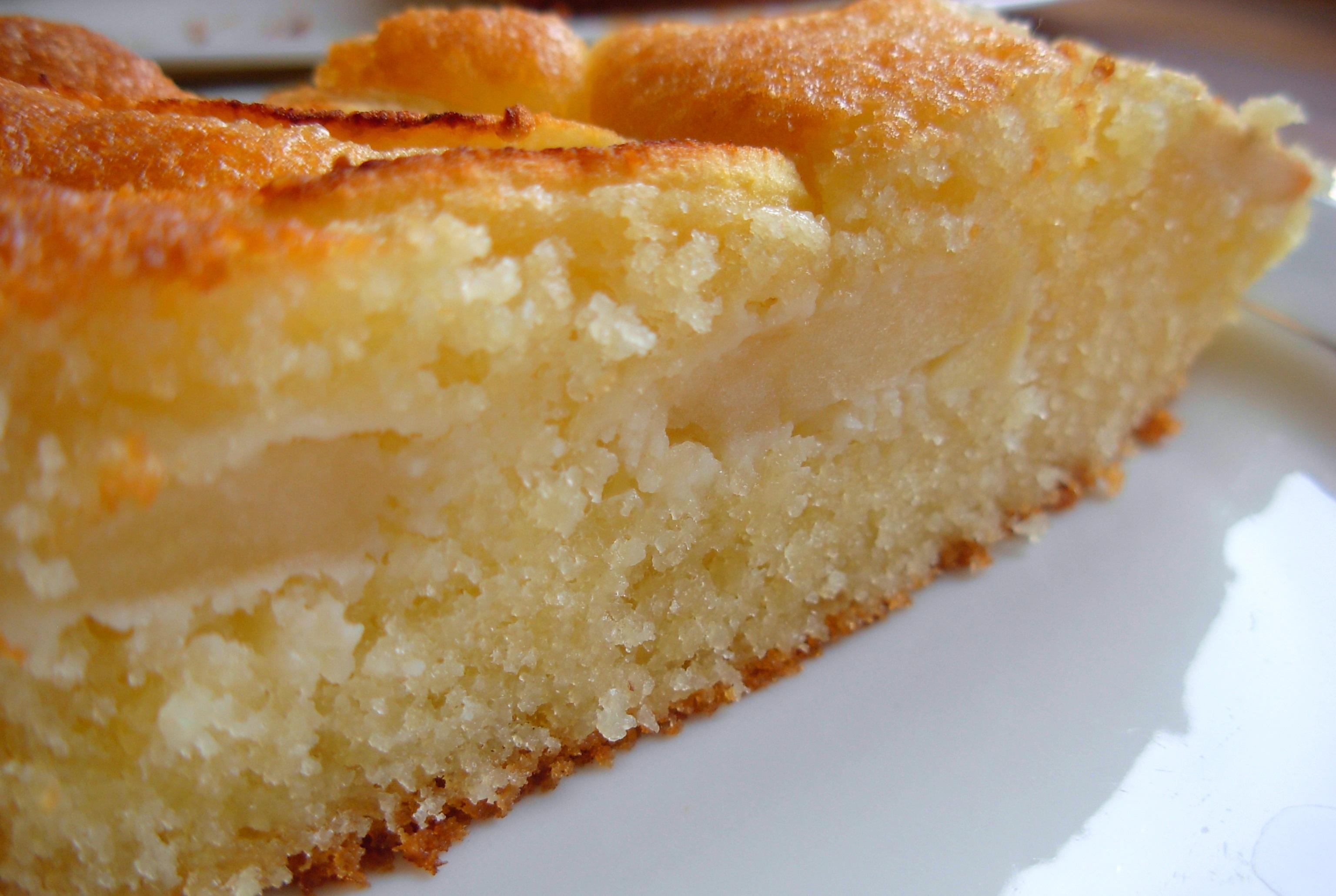 Recette gateaux aux pommes moelleux - Gateau au yaourt hyper moelleux ...