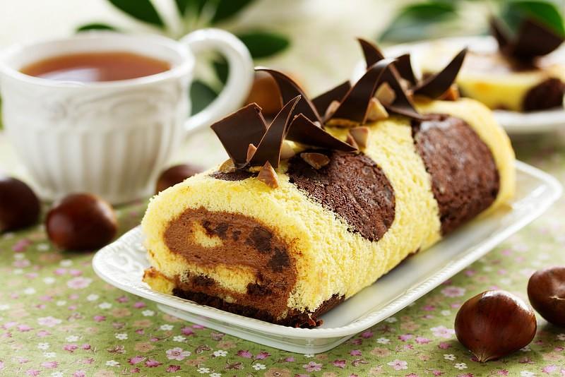 buche-chocolat-marrons