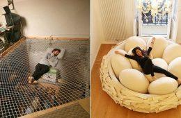 15 lits hyper créatifs dans lesquels on rêverait de s'endormir