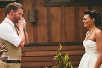Admirez la réaction de ces hommes qui découvrent leur fiancée juste avant leur mariage !