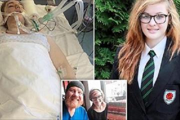 Ce papa partage les photos de sa fille de 16 ans qui s'est pendue pour fuir l'intimidation !