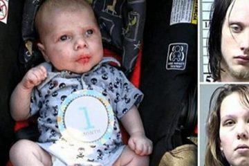 Ce petit bébé décède à 9 semaines, ce que ses parents lui ont fait est juste horrible