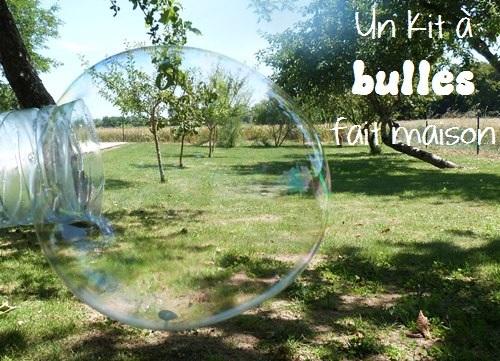 Kit-a-bulles-fait-maison