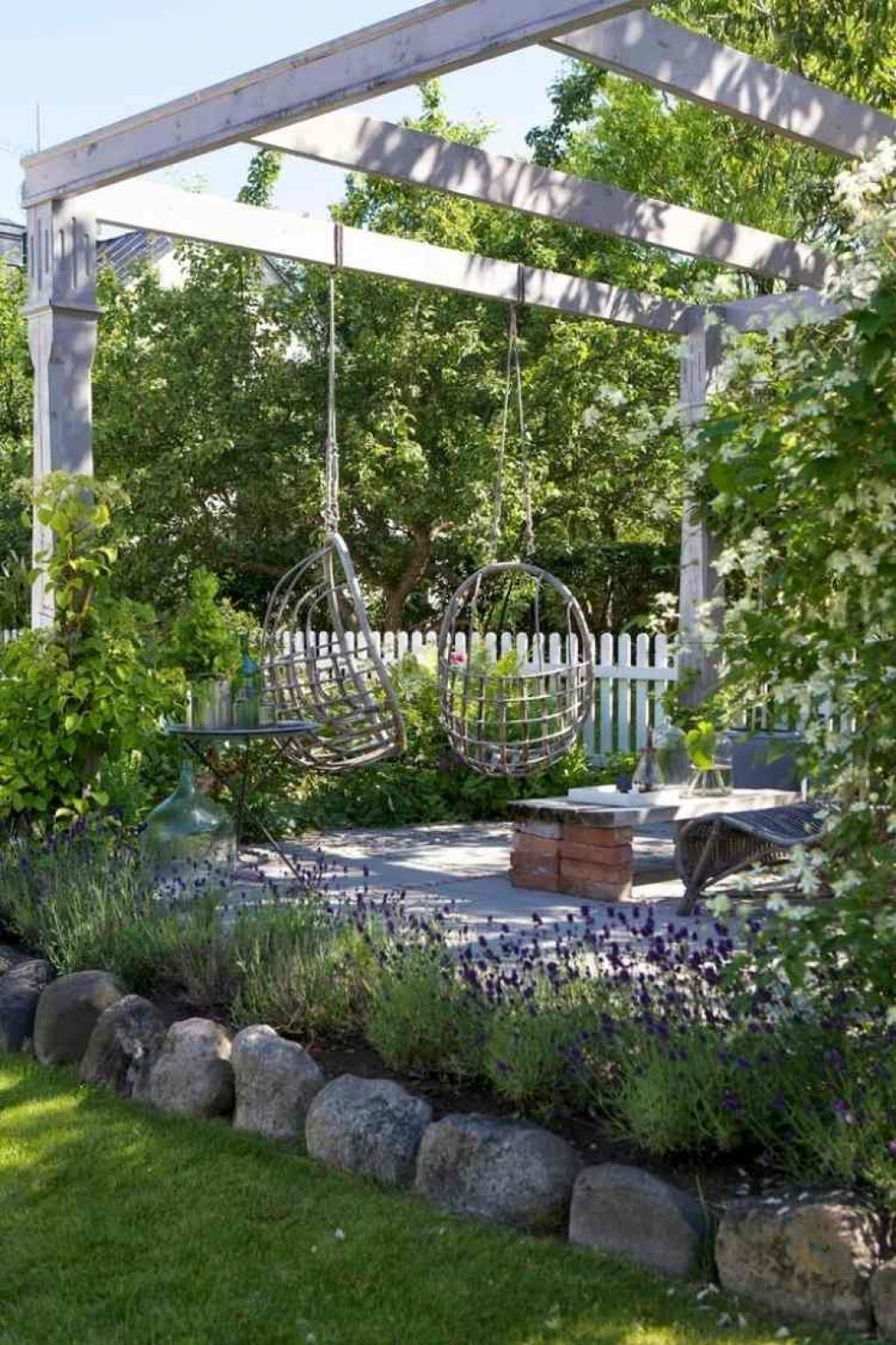 aménager un coin détente au jardin   magickalfantasy
