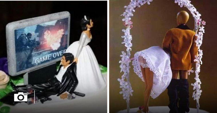 Il prend des photos scandaleuses de sa bague de mariage à