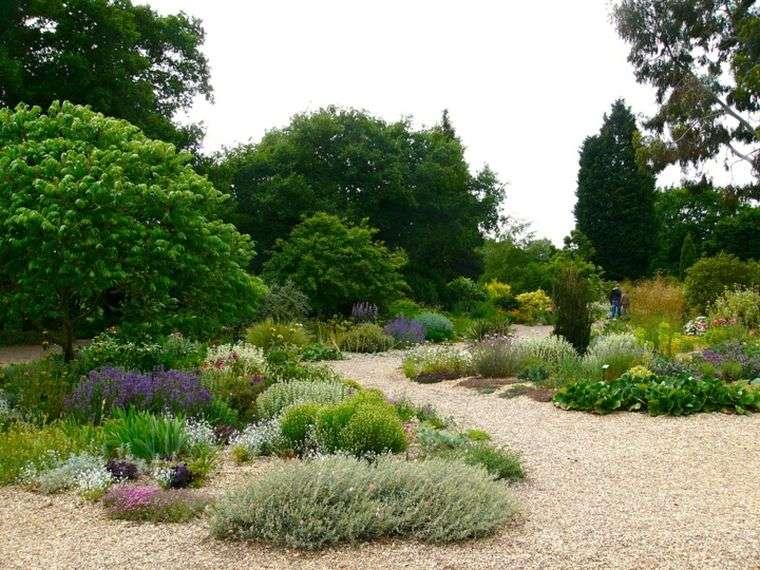 gravier pour jardin facile idees decoration exterieur
