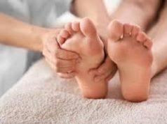 Soins préventifs des pieds pour les diabétiques