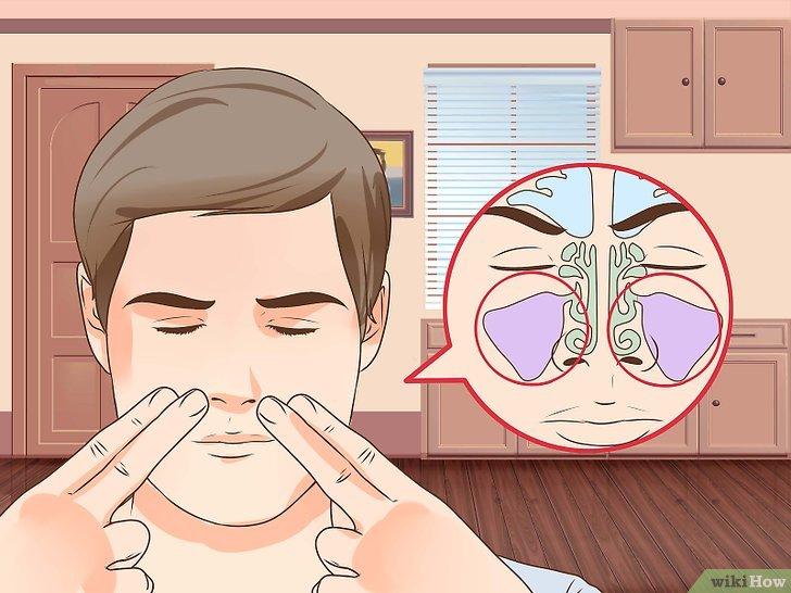 Remèdes naturels contre la sinusite