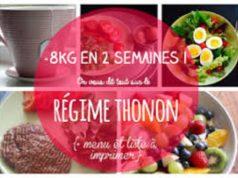 Régime THONON