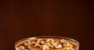Parfait pomme noisette caramel